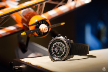 Breitling for Bentley Motors - GT3 - Focus