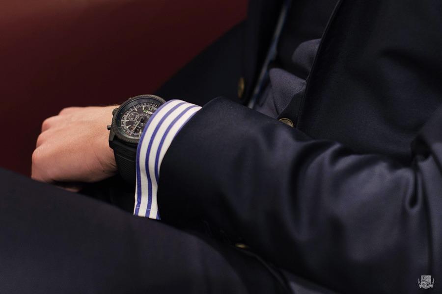 Breitling for Bentley Motors - GT3 - wrist