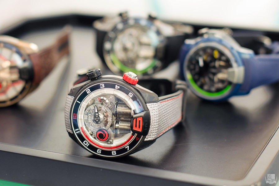 HYT H4 Alinghi - Collection