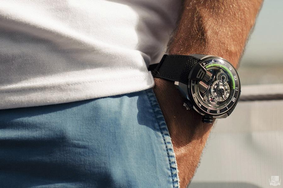 HYT H4 montre