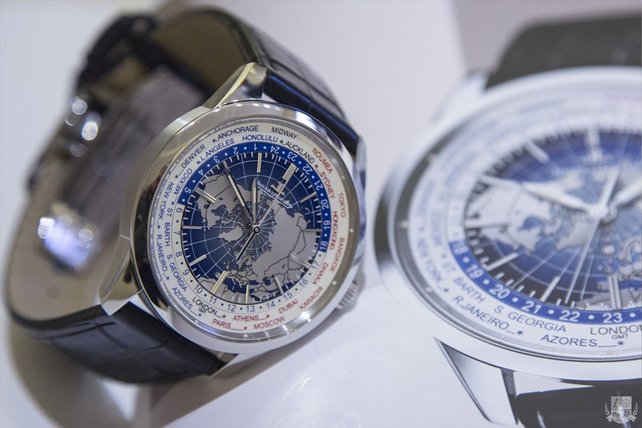 Jaeger-LeCoultre - Geophysic Universal Time