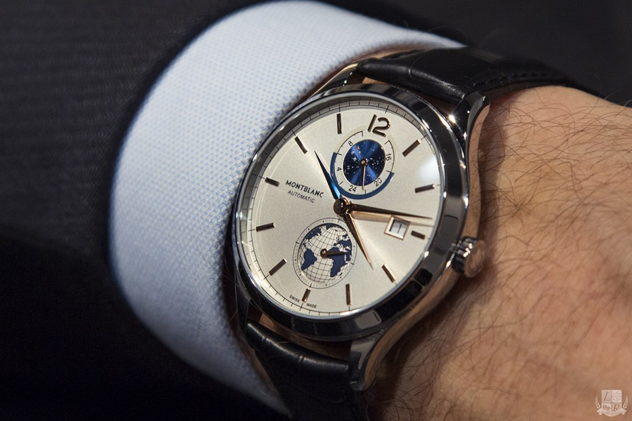Montblanc - Heritage Chronométrie Dual Time Vasco da Gama Limited Edition 238