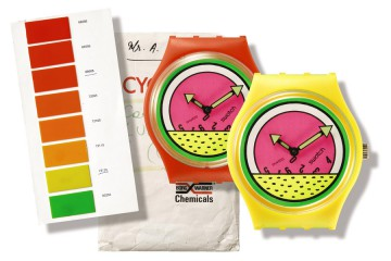 Schmid and Muller - Swatch CYCOLAC