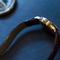 Montre vintage Rolex - Détail couronne