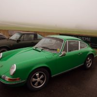 Porsche 911 - Emerald Green