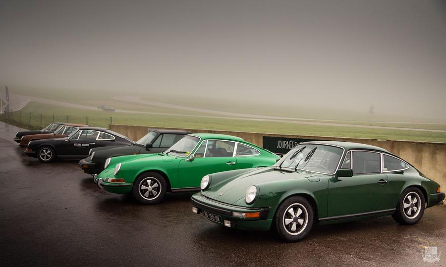 Porsche 911 - Linup