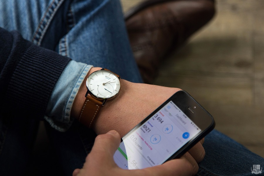 Withings Activité - Lifestyle app