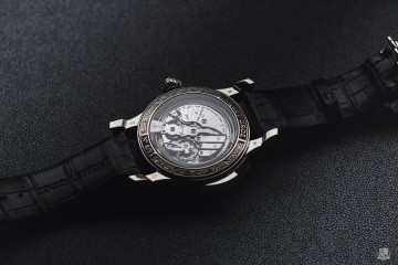 Jaquet Droz Bird Repeater - Caseback
