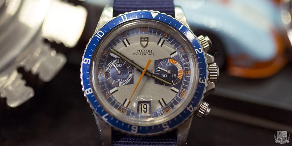 Tudor Chronographe Oysterdate «Montecarlo»