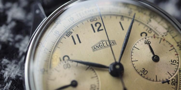 Angelus - Chronographe 500