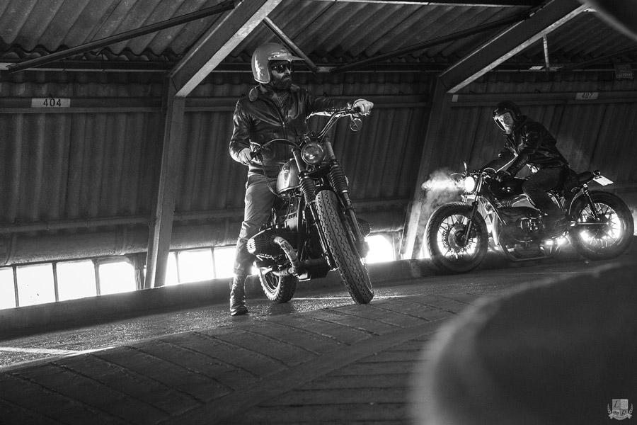Film : Blitz Motorcycles x Tudor