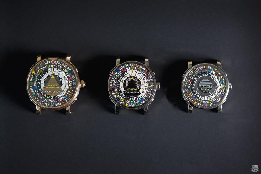 Collection Louis Vuitton Escale
