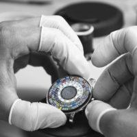 Cadran Louis Vuitton Escale Worldtime