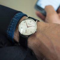 Nomos - Minimatik - Wrist