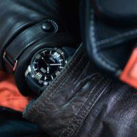 Oris Diver 65 - Tropique look