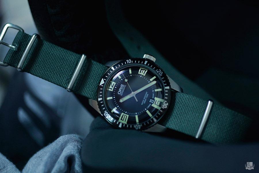 Oris Diver 65 - Nato G10