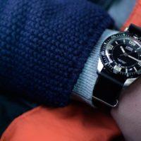 Oris Diver 65 - Wrist