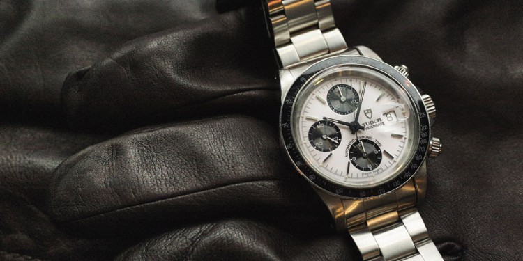 Tudor : Big Block Chronograph