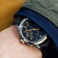 Vulcain 50's Presidents' Chronograph Heritage - Look