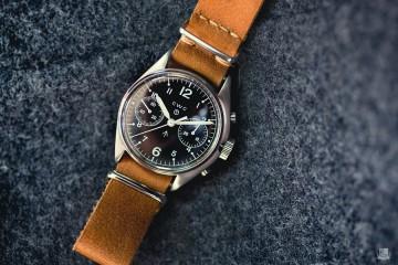 CWC 1970 Chronograph
