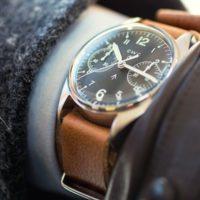 CWC 1970 Chronograph - Wrist