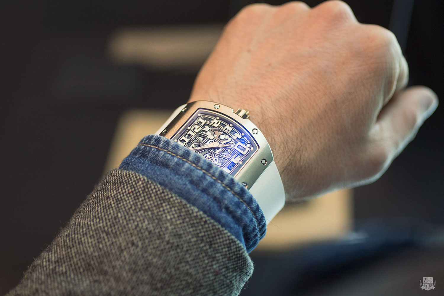 Richard Mille - RM6701 Automatic Extraplate