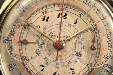 Chronographe Levrette - Focus