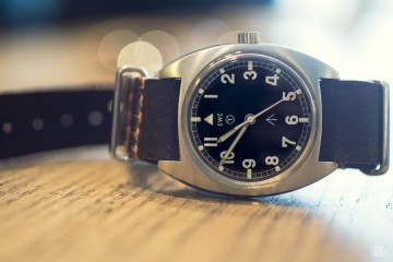 CWC Vintage 1979 W10 Military watch