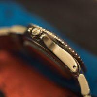 Rolex 1675 GMT Master II - crown