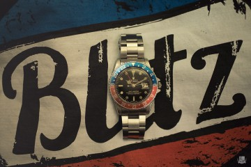 Rolex 1675 GMT Master II