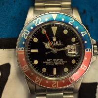 Rolex 1675 GMT Master II - Focus