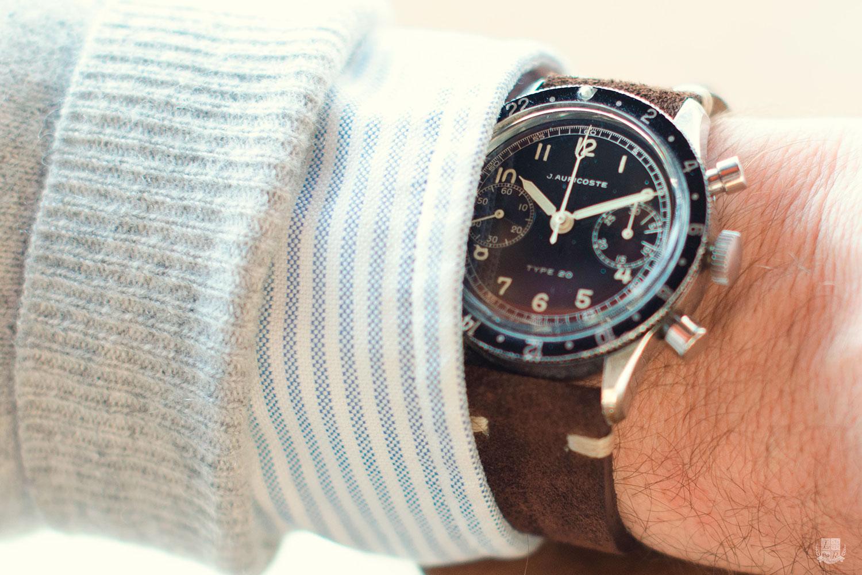 Auricoste Type 20 - wrist