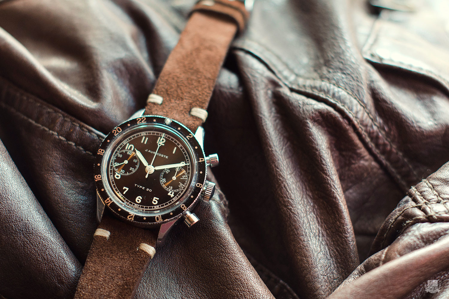 Auricoste Type 20 - Flyback