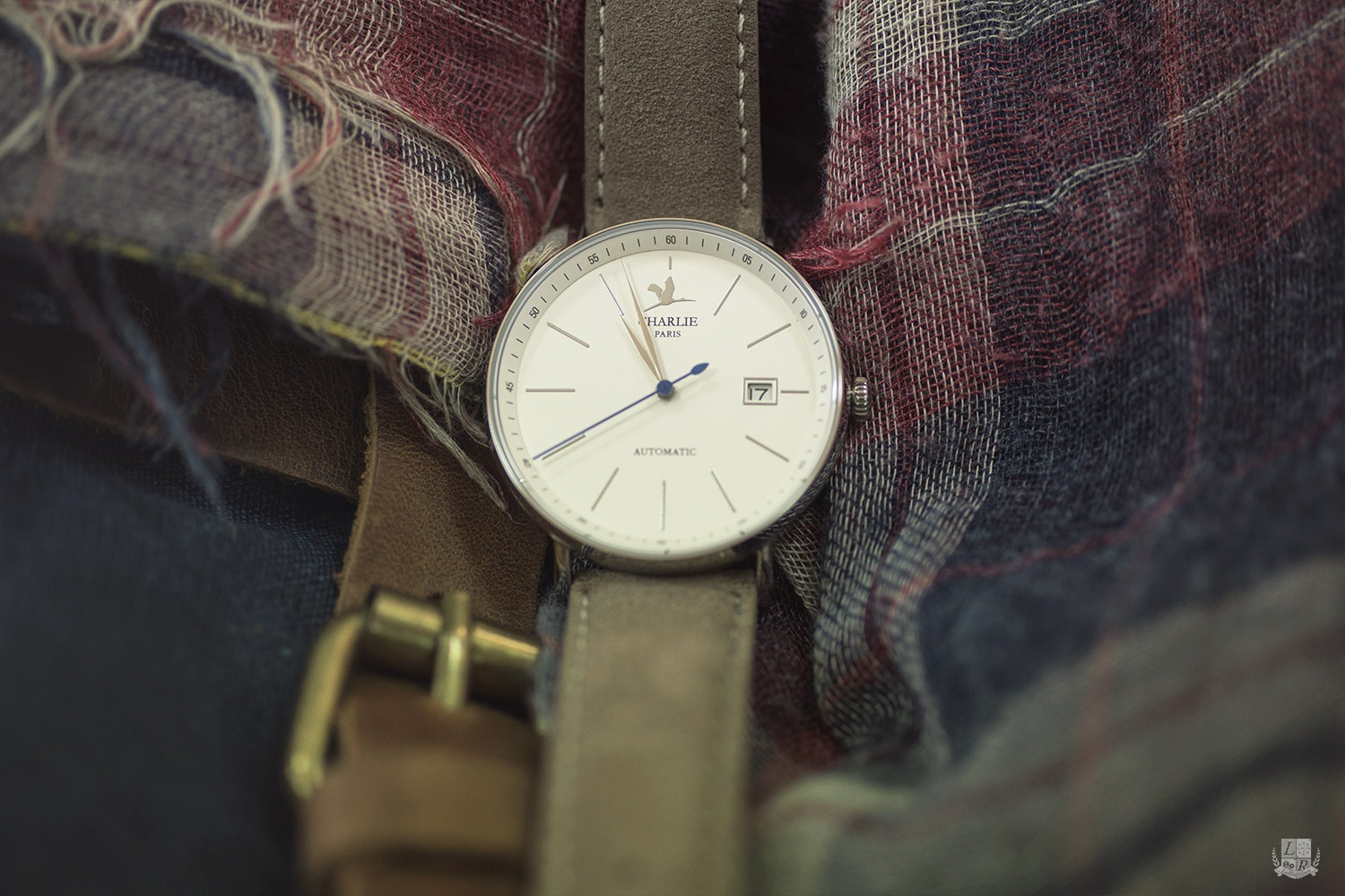 Charlie Watch - Automatique Initial
