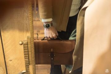 Girard Perregaux Laureato - Wrist