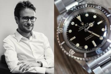 Catawiki - Valentin Scemama Expert Rolex