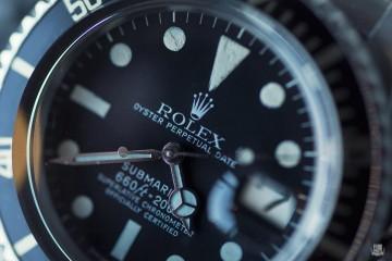 Rolex Vintage Submariner 1680 - Focus