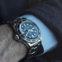 Rolex Vintage Submariner 1680 - wrist