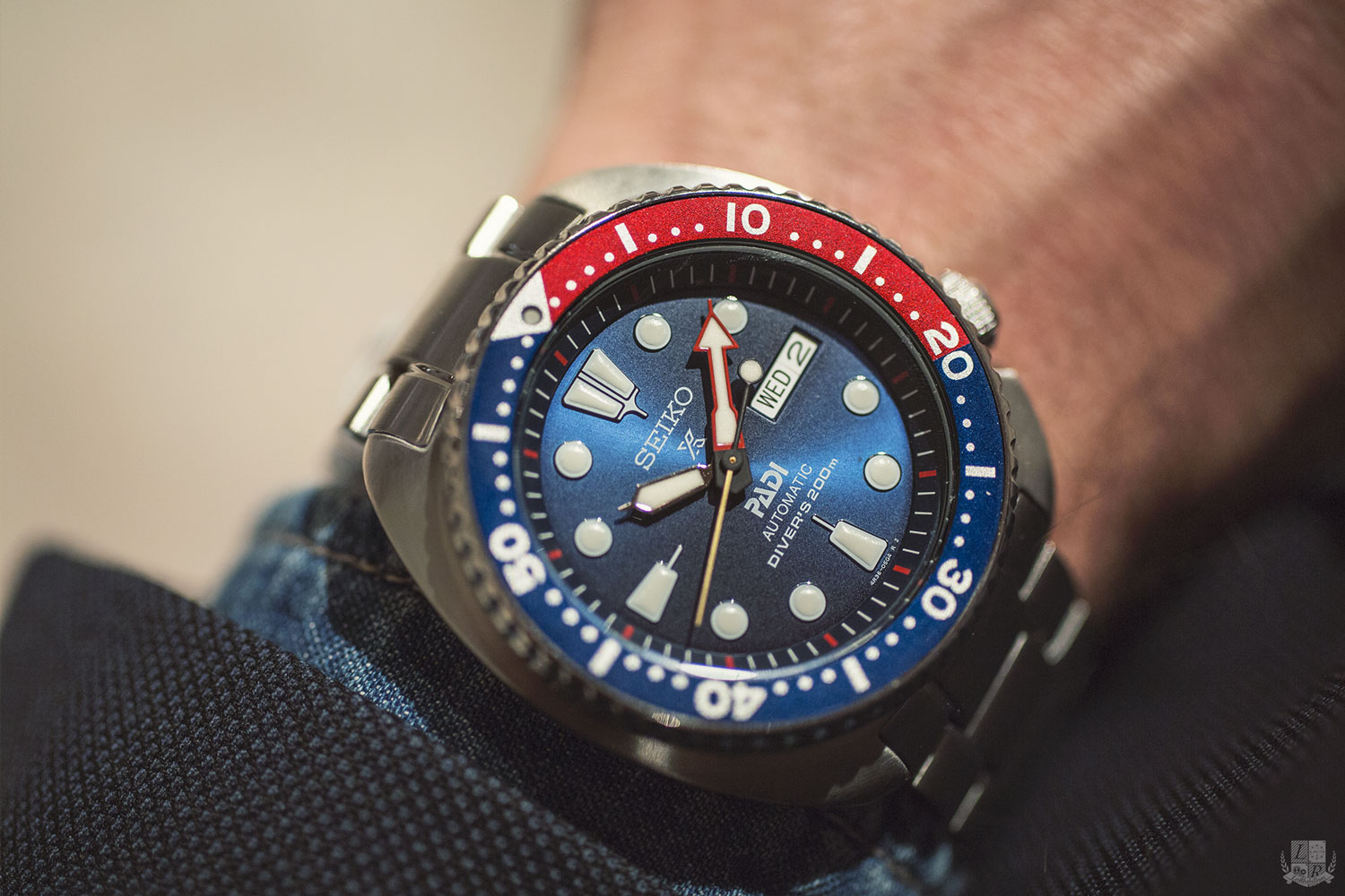 Seiko Padi The Dive Watch Connection