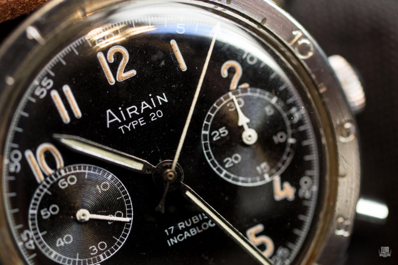 Airain Type 20 - Focus