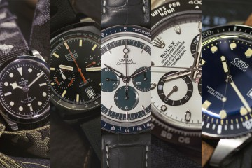 Baselworld 2016 - Selection Montres