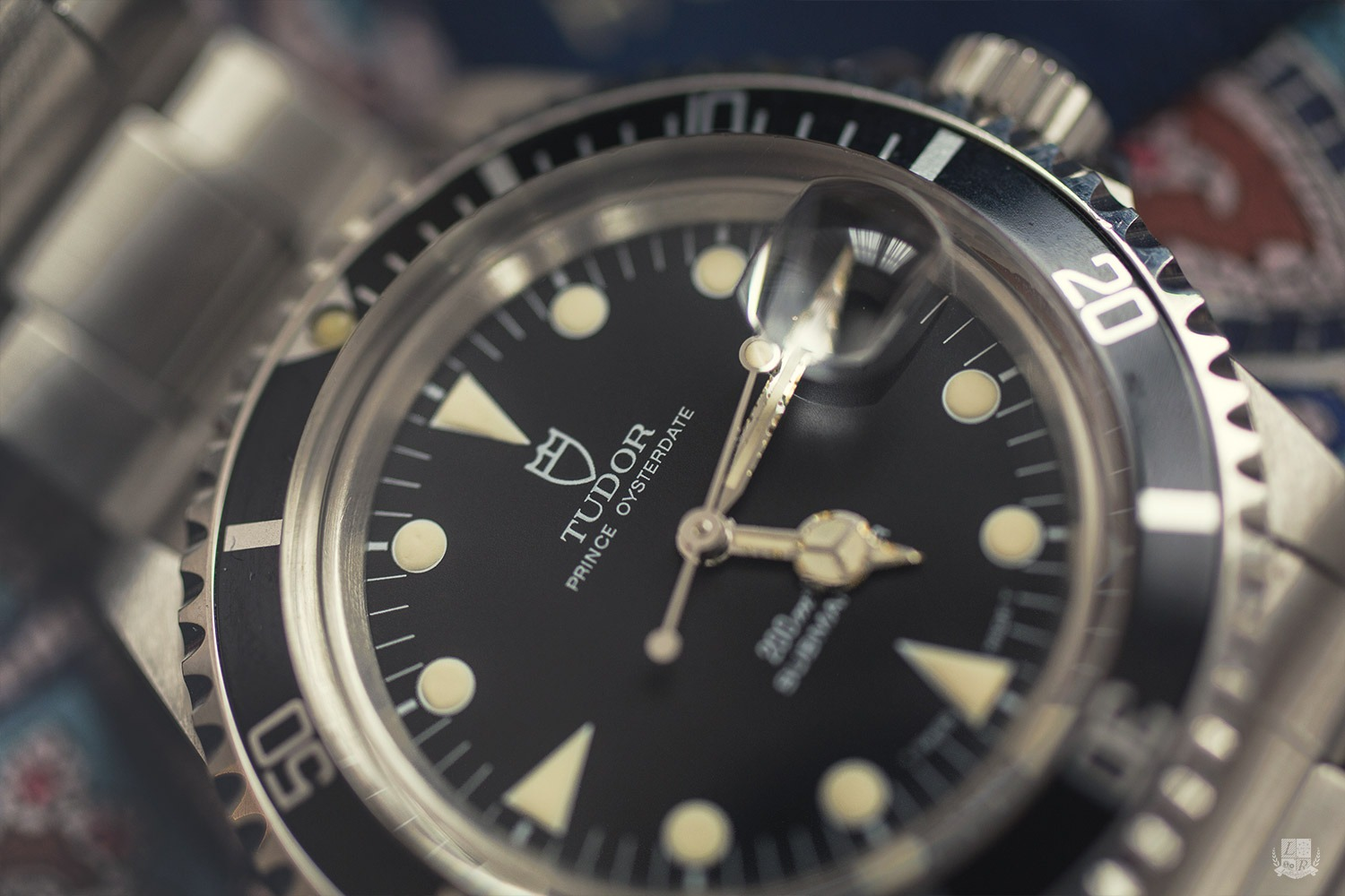 Tudor - Submariner 79090 (Cadran)