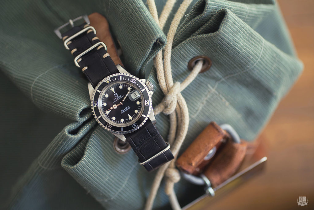 Tudor - Submariner 79090 (Nato)