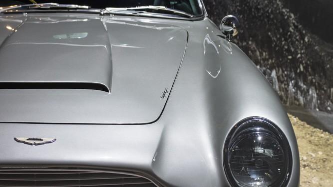 Exposition James Bond - La Villette