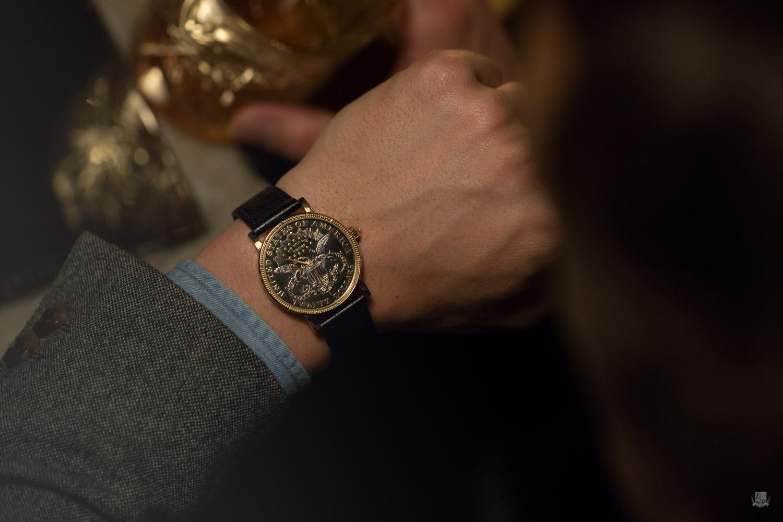 Coin Watch - Corum
