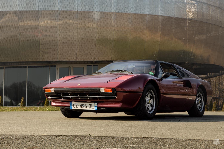 Hublot Big Bang Ferrari 308GTS