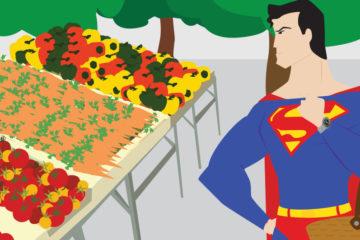 Superman - Omega Speedmaster