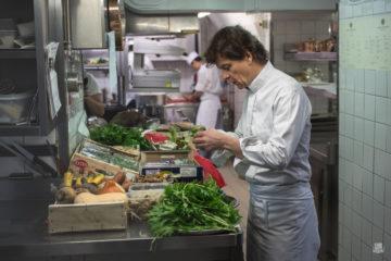 Les cuisines du Grand Véfour
