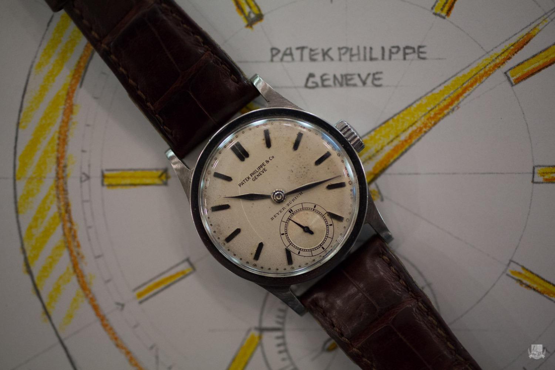 Patek Philippe 570 - Petite seconde