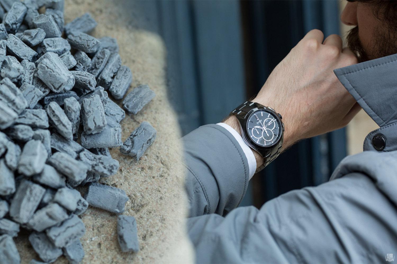 Rado HyperChrome automatic chronograph - Les matériaux
